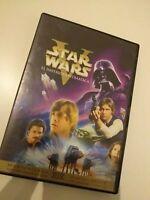 Dvd   STAR WARS V el imperio contraataca  ( coleccionistas )