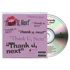 ARIANA GRANDE thank u, next REMIX CD DrewG. CHICO Division 4 & Matt Consola 1001