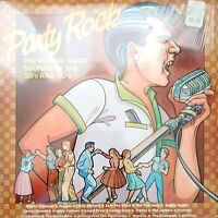 Party Rock Rockin' Good Sounds of the 50s 60s Vinyl Record 1983 LP VG+ BU 5770