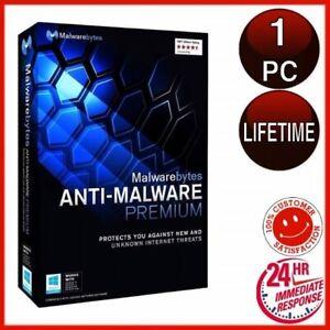 Malwarebytes Anti-Malware Premium 2021- NEVER EXPIRE
