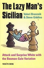 Lazy Man's Sicilian. Attack & Surprise White with the Basman... NEW CHESS BOOK