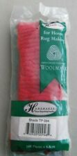 Homemaker Rug Making Wool - Precut 160 pieces Red - Shade TP094