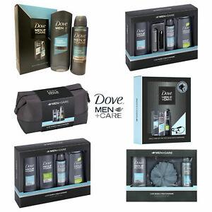 Dove Men + Care Bath Shower Body Wash Spray Christmas Present Gift Sets For Him