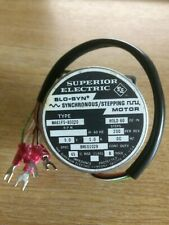 Superior Electric SLO-SYN MA61FS-80020 Synchronous/step Motor Type 200 steps/rev