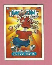 GARBAGE PAIL KIDS IRATE IRA CARD   FREE SHIPPING