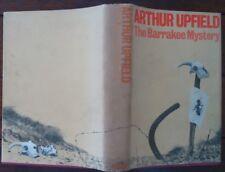 The Barrakee Mystery by Arthur Upfield - 1965, 1st Edition from Heinemann - HBDJ