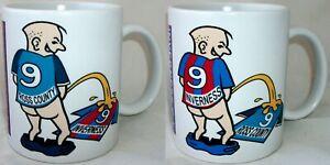Funny Scottish Inverness Ross County Football Highland Firm Rivalry Shirt Mug
