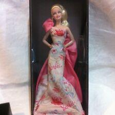 ❤️Caucasian Avon Rose Splendor Barbie Doll Collectors Pink Label Edition NRFB