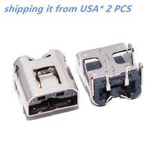 2*PCS ORIGINAL Charging port Socket Connector for Nintendo Wii U Gamepad WUP-010