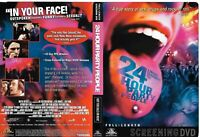 24 Hour Party People (OOP 2002 MGM DVD, RARE) No UPC - Screener