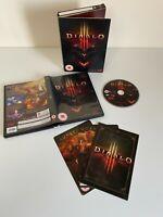 PC MAC DVD Diablo 3  Game - Complete - VGC - Free P&P