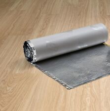 QuickStep Basic Plus 2mm Flooring Underlay-15m2 for Damp Protection & Levelling