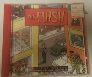 The Clash – Capital Crisis Label: Golden Stars  Rare CD EX/EX [C1]