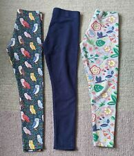 MINI BODEN 3 Pairs Of Cosy Leggings Size 11-12 Years