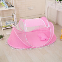 Portable Summer Baby Infant Mosquito Nets Tent Mattress Bed Crib Netting Styles