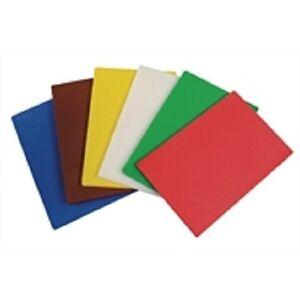 Hygiplas Colour Coded Chopping Mats Set