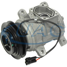 Universal Air Conditioner (UAC) CO 24004U A/C Compressor New w/ 1 Year Warranty
