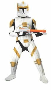 Clone Trooper Commander Cody Rubie's Boy's Costume