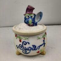 Vintage Gonzo Sugar Bowl by Sigma Taste Setter Jim Henson Muppets