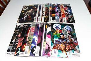 Marvel Comics  X-Men bundel #1 - #21 Hickmans Full Run (2019) brand new