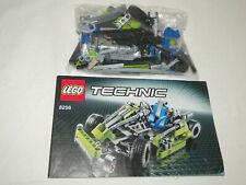 Lego Technic 8256 Go-Kart 2-in1 komplett mit Anleitung OBA