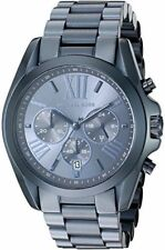 Michael Kors MK6248 Unisex Quartz Bradshaw Blue Watch