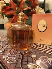 Christian Dior 100ml Dune Eau De Toilette Spray Womens Perfume Used