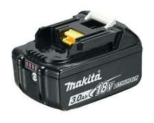 Makita Akku BL1830B 18 V Li-Ion 3,0 Ah 197599-5 Original Akku BL 1830 B echt Led