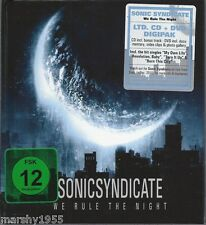 Sonic Syndicate - We Rule The Night - Limited Edition Digibook CD+DVD