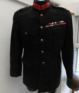 Military WW1 Royal Engineers Brigadier Uniform Tunic DSO Military Cross KCB(5491