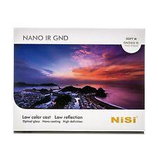 Nisi 100x150mm GND8 (0.9) 3-Stop Nano IR Soft Graduated Neutral Density Filter