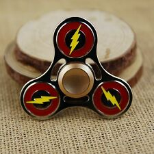 2017 The Flash Tri-Spinner Fidget Toy EDC Hand Spinner Toy For Autism ADD