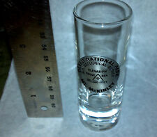 Denali National Park Mt. Mckinley Shot Glass 20,320 FT