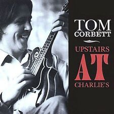 TOM CORBETT Upstairs at Charlie's  CD OOP BLUES GUITAR