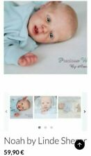 "Kit Reborn Baby ""Noah By Linde Scherer"" ( body compreso)"