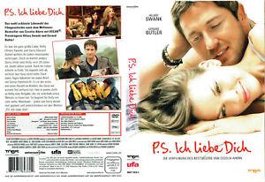 (DVD) P.S. Ich liebe dich - Hilary Swank, Gerard Butler, Gina Gershon