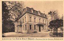 CHATEAU LA TOUR HAUT BRION - Premier Crû de Graves - BORDEAUX -