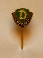Fußball-Nadel >1.FC DYNAMO DRESDEN< 'GRÜN' 90er Jahre ULTRAS SG DFB TOP Erhalt!
