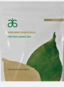 Arbonne Vanilla Protein Shake Mix -  20g of vegan protein per serving - 30