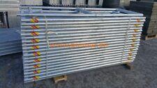 Gerüst Typ Layher 160 qm mit Durchstieg Fassadengerüst Stahlböden 3,07 m NEU