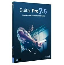 Arobas Music Guitar Pro 7.5 **NEW** Guitar Tablature Software (WINDOWS ONLY)
