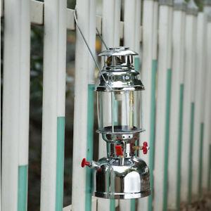 6x Outdoor Pressure Kerosene Lantern Nozzle Head Lantern Oil Lamp