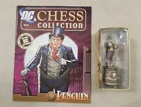Eaglemoss DC Chess Collection Issue 4 The Penguin Boxed