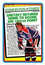 1990-91 Topps Tiffany #2 Wayne Gretzky