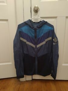 NWT $120 Nike Windrunner Wild Run Men's Running Jacket CU5738-469 Medium
