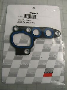 Fel-Pro 70801 Engine Oil Filter Adapter Gasket for Ford Lincoln Mercury V8 NEW