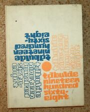 Tabulae 1968 Lyons Township High School yearbook annual year book Illinois
