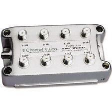 Channel Vision HS-8 8-Way Splitter/Combiner