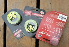 3 Pk Lot of Rawlings Baseball Softball Bat Grip 1.00 mm Color-Neon Shock Yellow