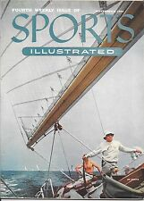 Sports Illustrated 1954 GIB WOLFE Off Soundings Club SAILING Connecticut NWSTD